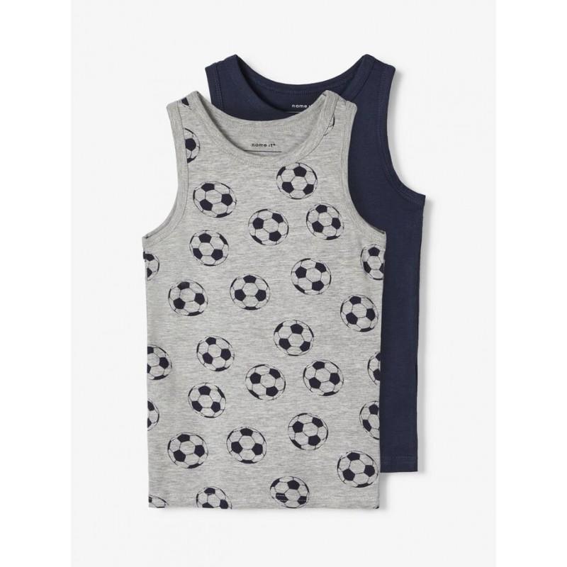 NAMEIT2pakTanktopGreymelangefodbold-32