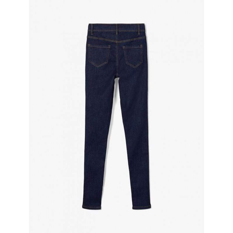 LMTD Jeans Mørkeblå-01