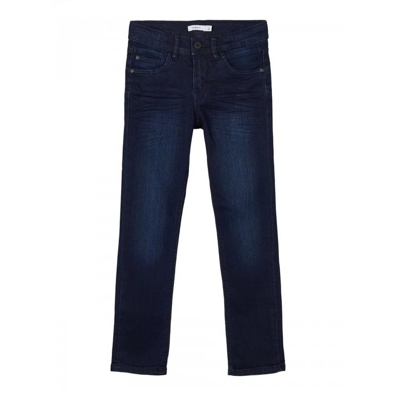 NAME IT Jeans Mørkeblå-01