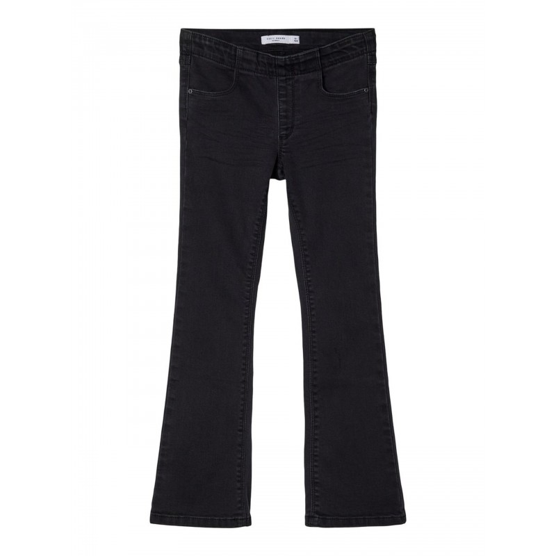 NAME IT Bootcut Jeans Sort-31