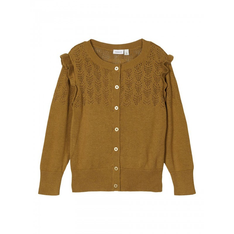 NAME IT Cardigan Medal Bronze-32