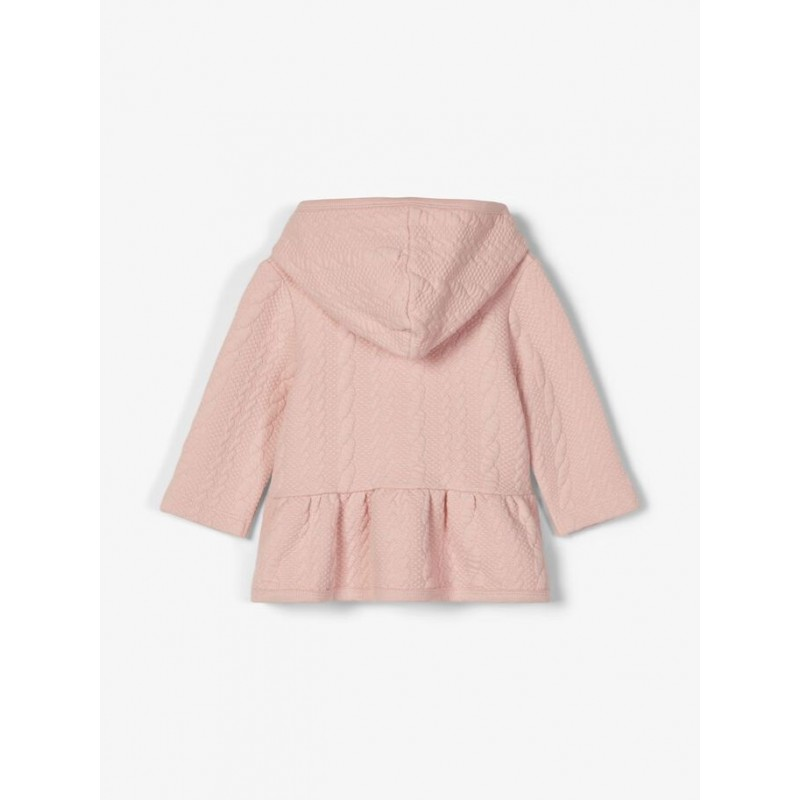 NAME IT Quiltet jakke Peach-03