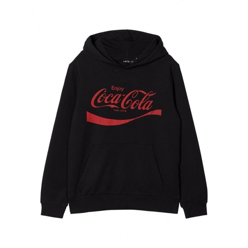 LMTD Sweat Coca Cola Sort-31