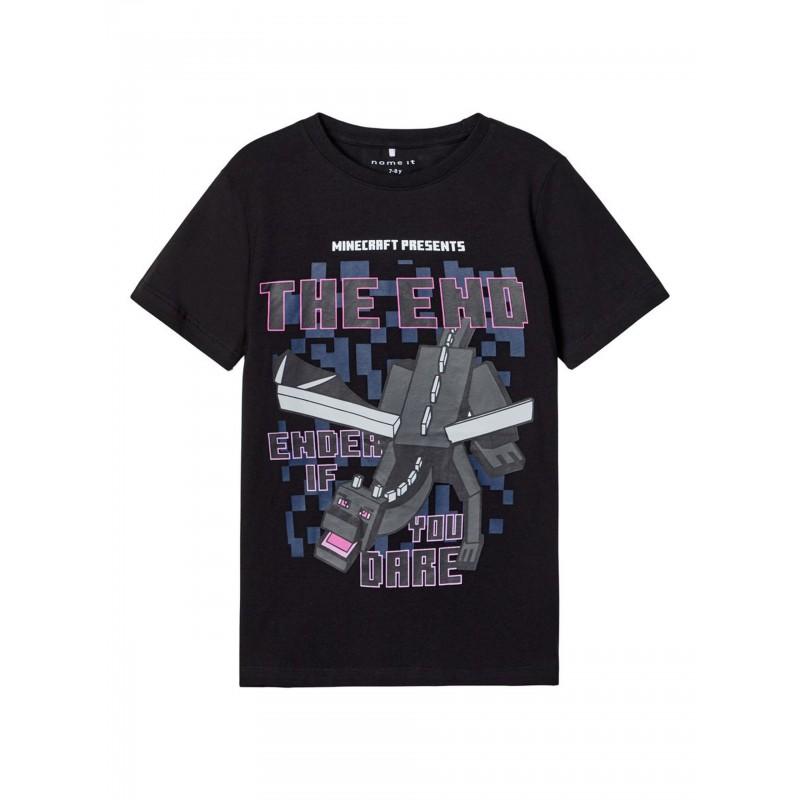 NAME IT T-shirt Minecraft Sort-31