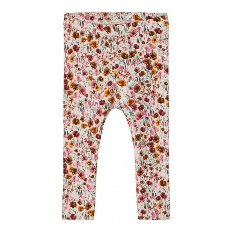 NAME IT Leggings Blomster Withered Rose-31