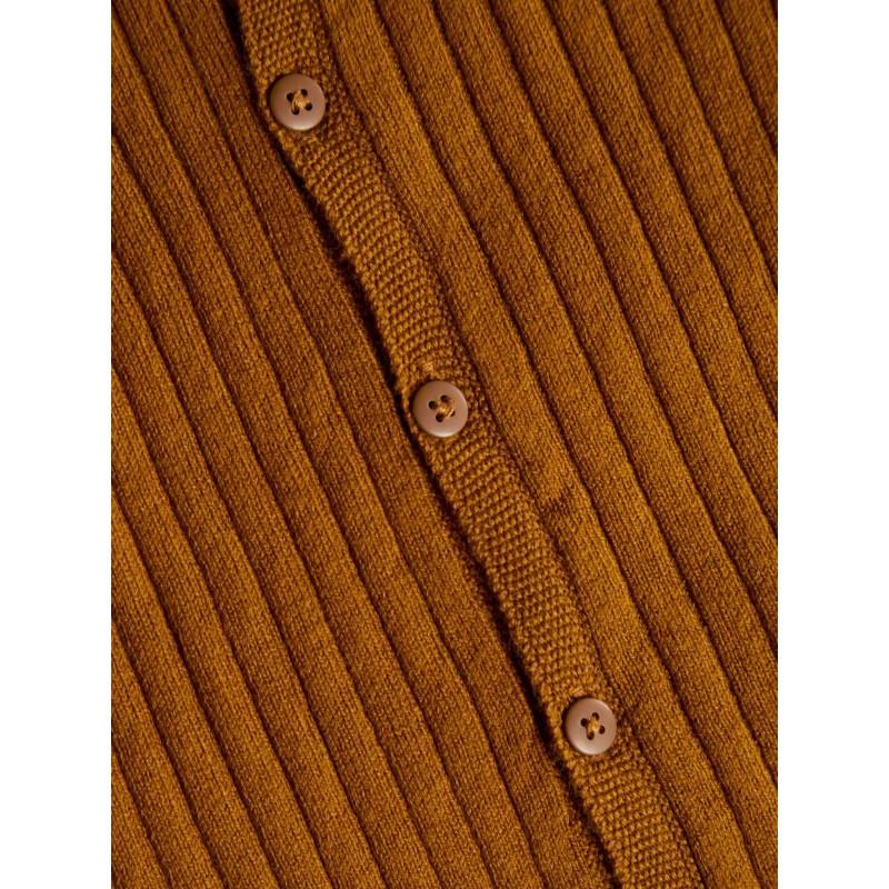 NAME IT Cardigan Rib Monks Robe-01