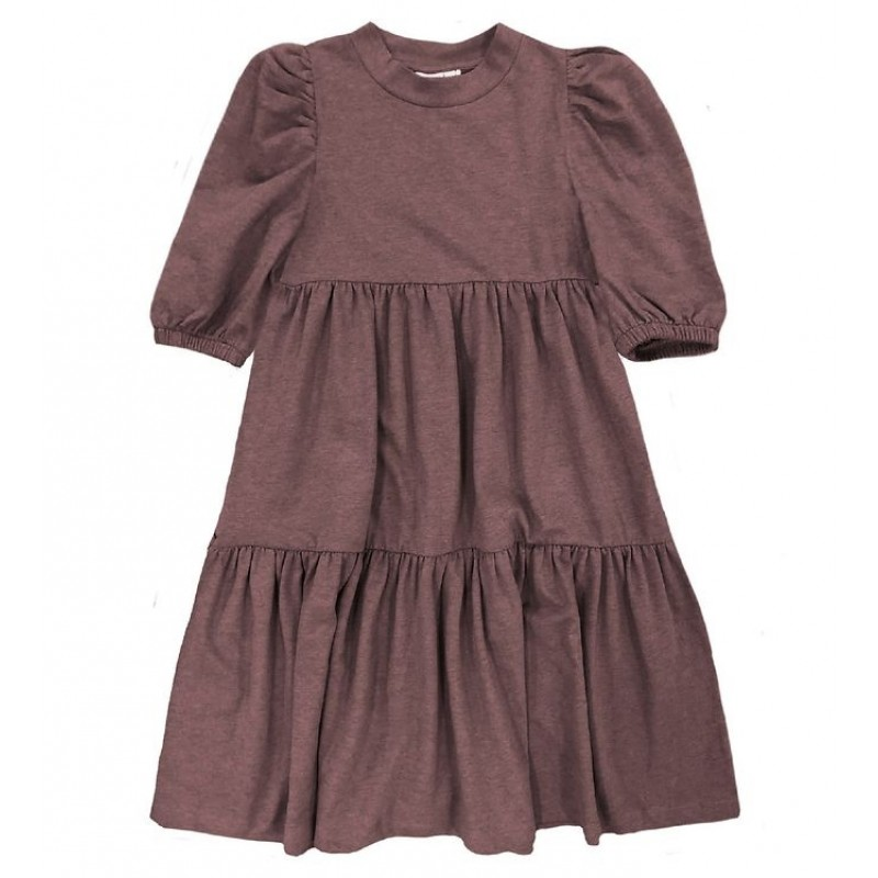NAME IT Sweat kjole Nellie Rosa-32