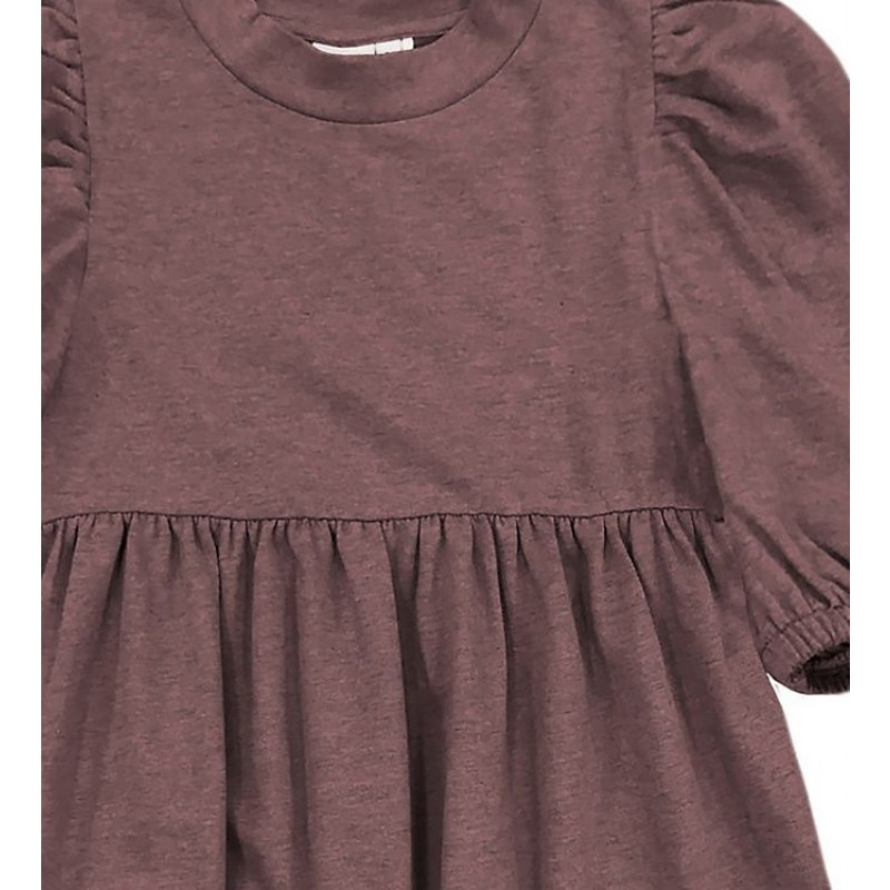 NAME IT Sweat kjole Nellie Rosa-02