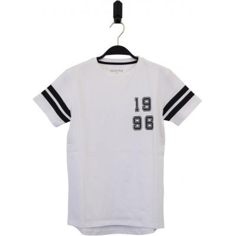 Born Wild T-shirt hvid-33
