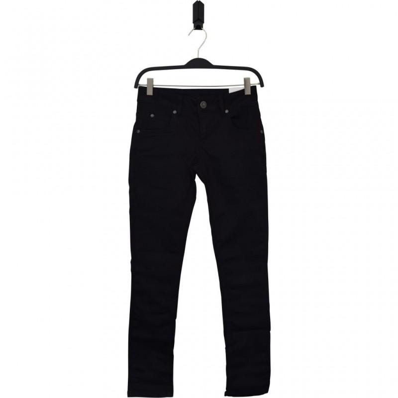 HOUND Klassiske sorte jeans model XTRA SLIM-32