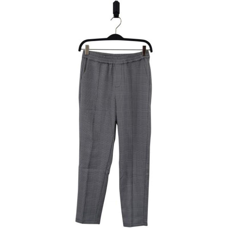 HOUND London check bukser i trendy tern-31
