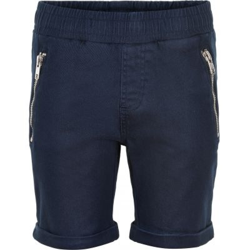 THE NEW Shorts med opslag Kacey navy-31