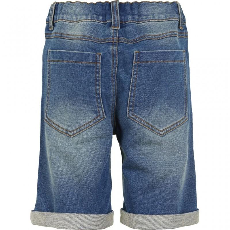 THE NEW Denim shorts med opslag KROGO denim-01