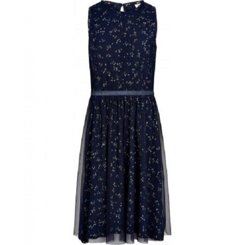 THE NEW ANNA ISABELLA DRESS navy-31