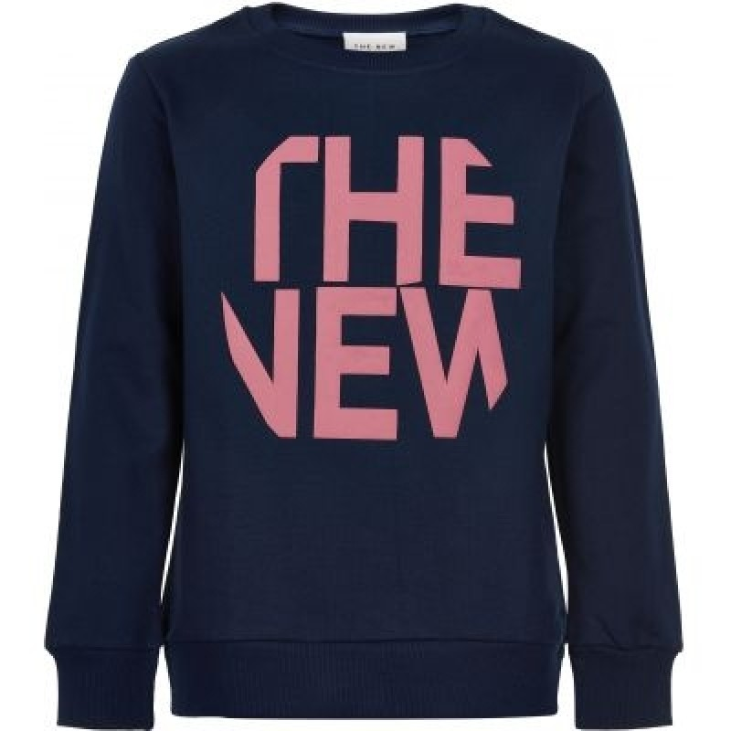 THE NEW SWEATSHIRT MED THE NEW PRINT-31
