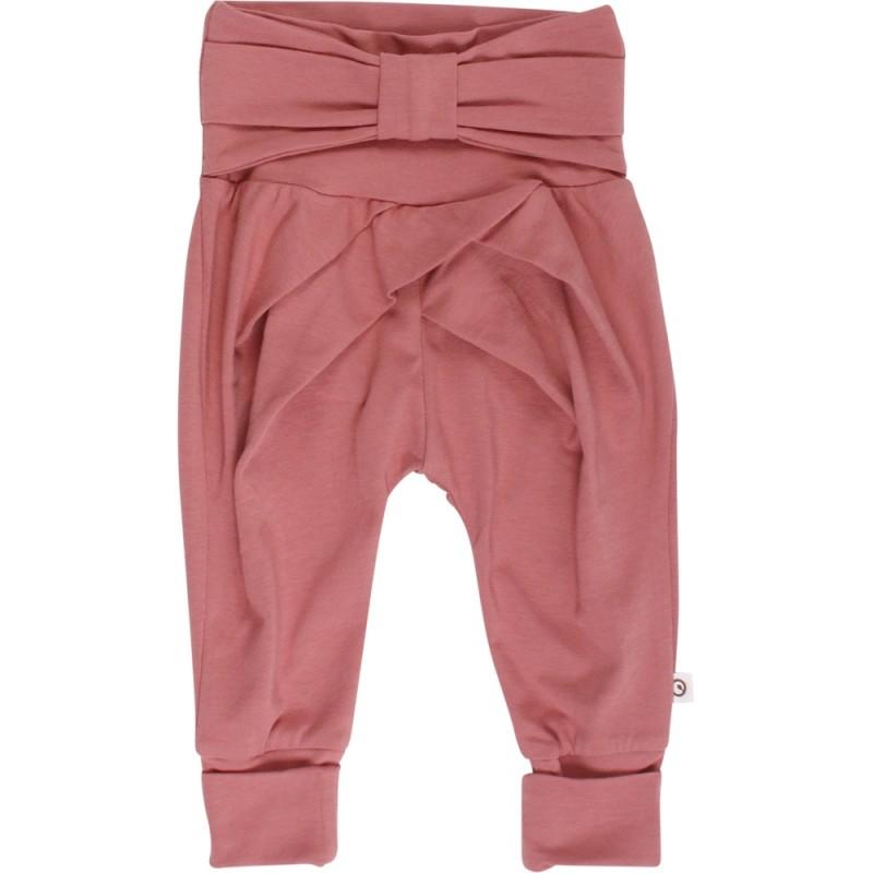 MÜSLI Bow it pants dream rose-34