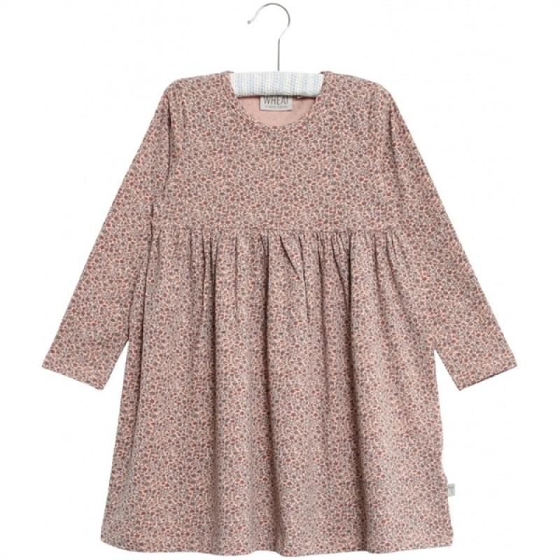 WHEAT Dress otilde Misty rose-31