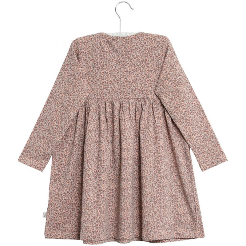 WHEAT Dress otilde Misty rose-01