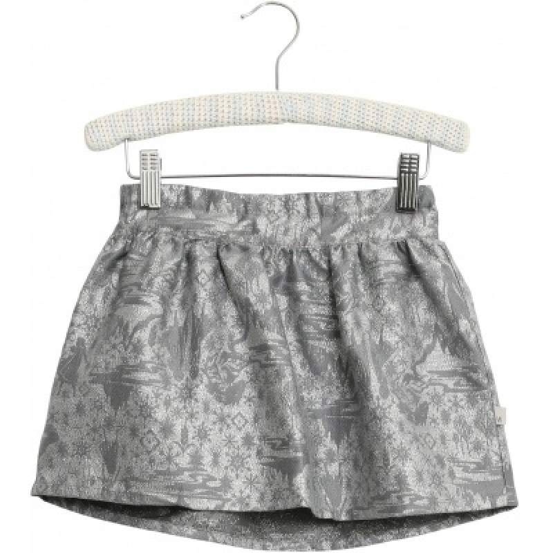 WHEAT FROZEN Jacquard skirt-32