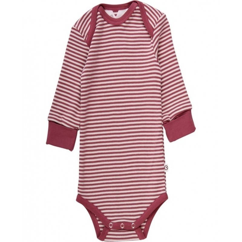 MÜSLI STRIPE BODY DUSTY BERRY-31