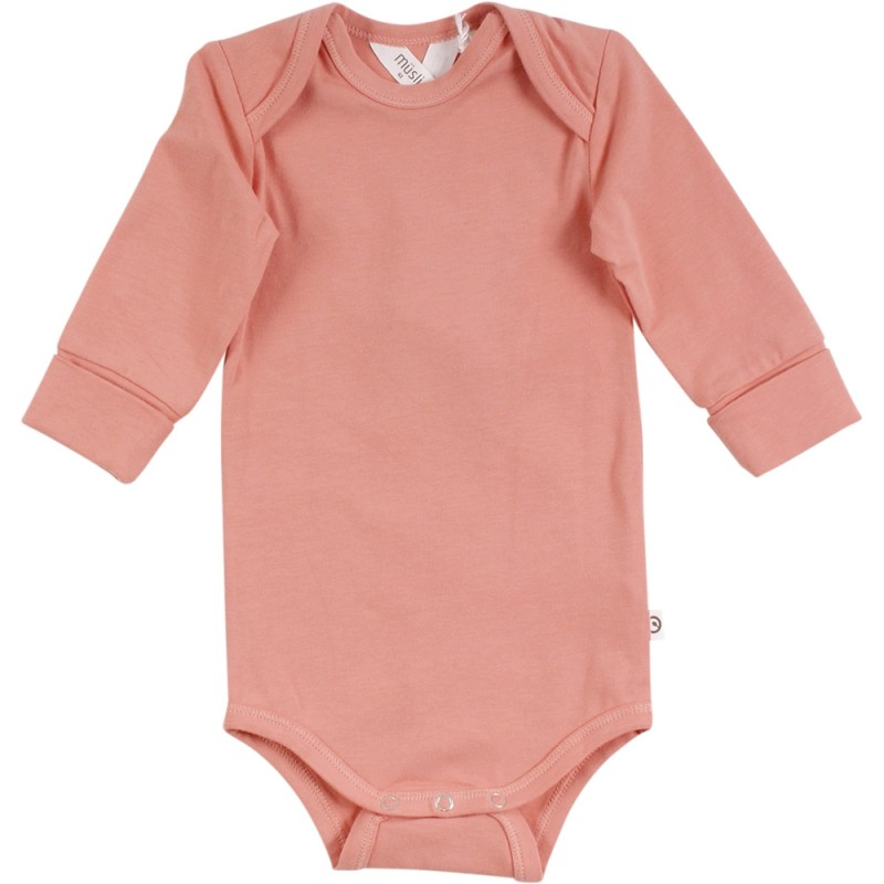 MÜSLI Cozy me body Basis Dark peach-32