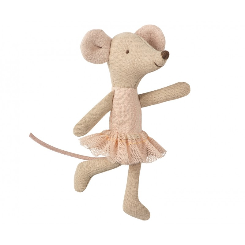 Ballerina mouse little sister-31
