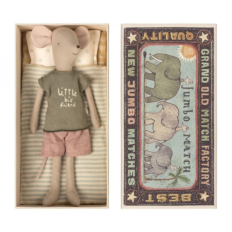 Medium mouse in box boy-32