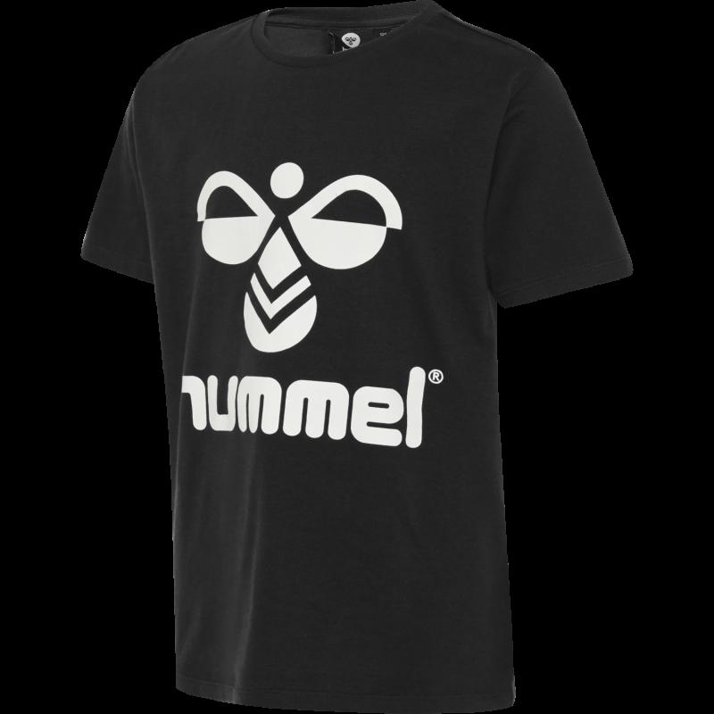 HUMMELTshirtTresBlack-31