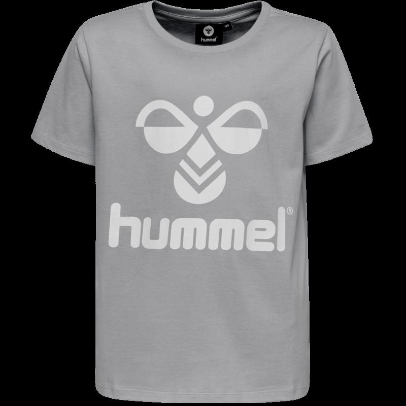 HUMMELTshirtTresGreymelange-31