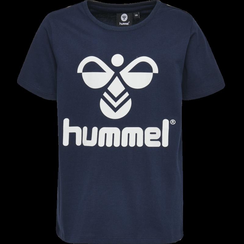HUMMELTresTShirtSSBlackIris2138511009-32