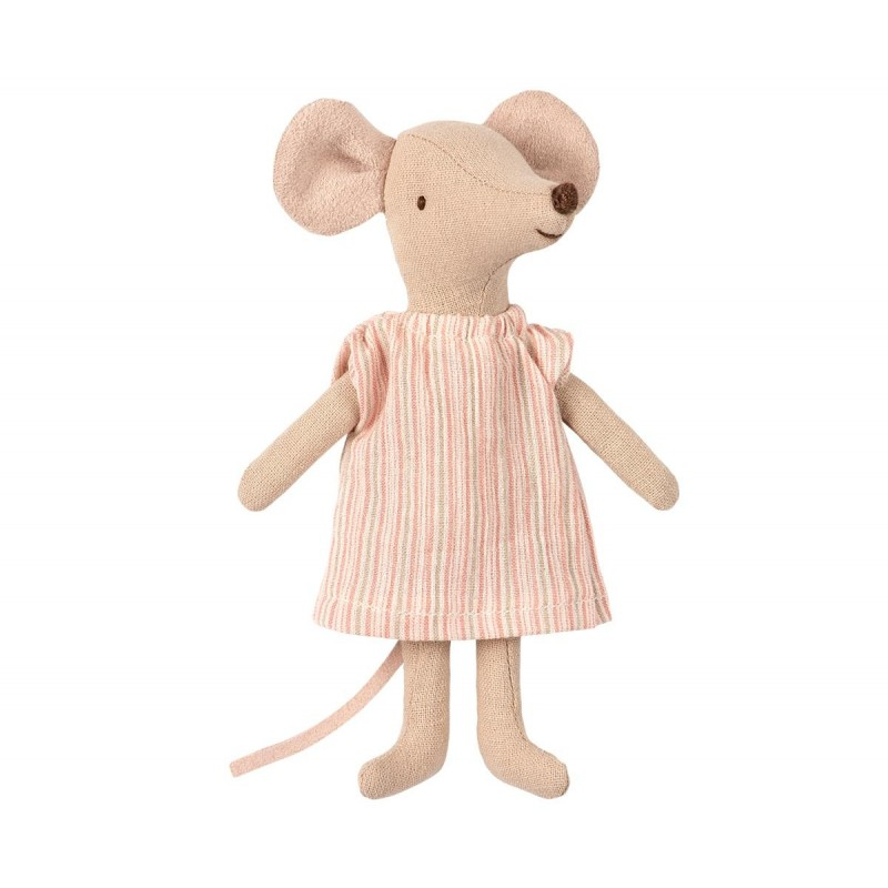 MAILEG Big sister mouse in box-33