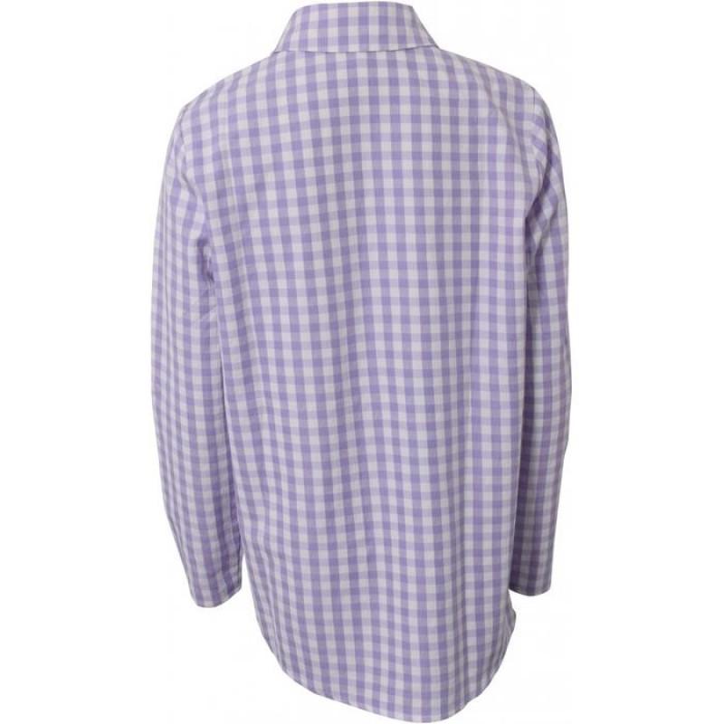 HOUND Skjorte Tunika Lilla-01