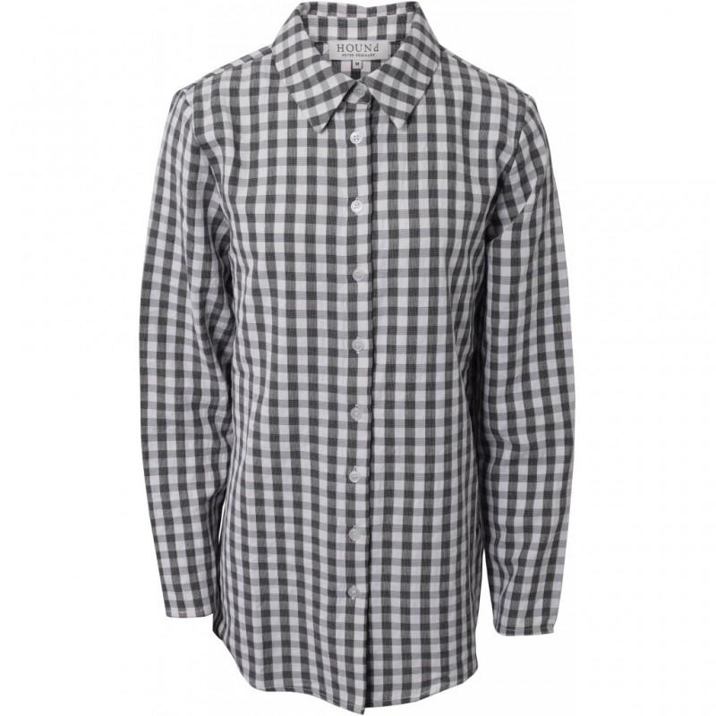 HOUND Skjorte Tunika Sort-32