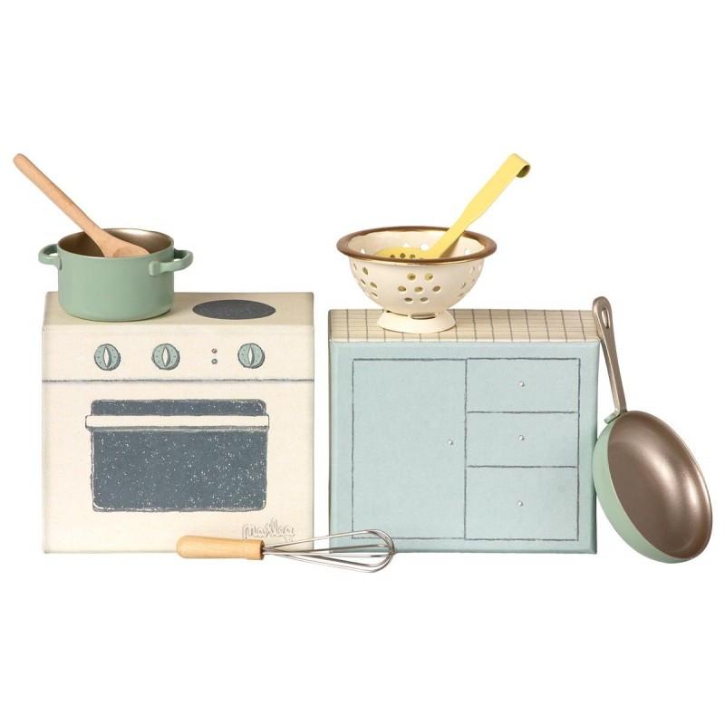 MAILEG Cooking set-02