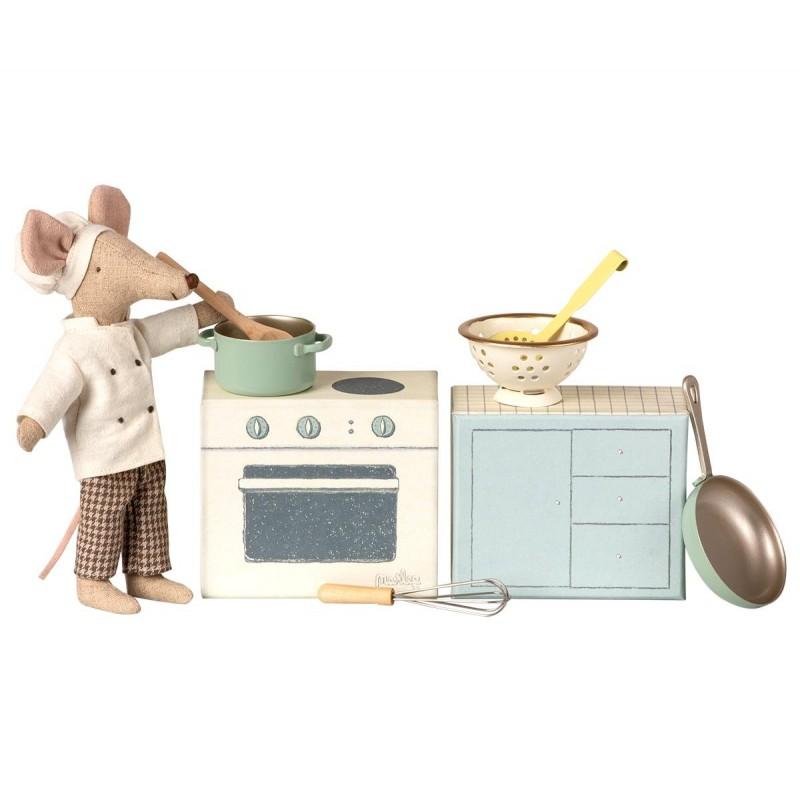 MAILEG Cooking set-32