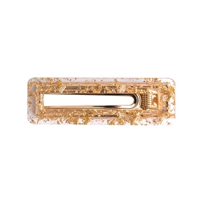 BOWS BY STÆR Dicte Hårspænde – Klar med guldnitter-32
