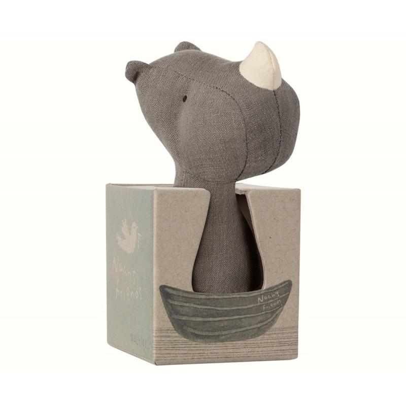 Noahs friends rangle Rhino næsehorn-07