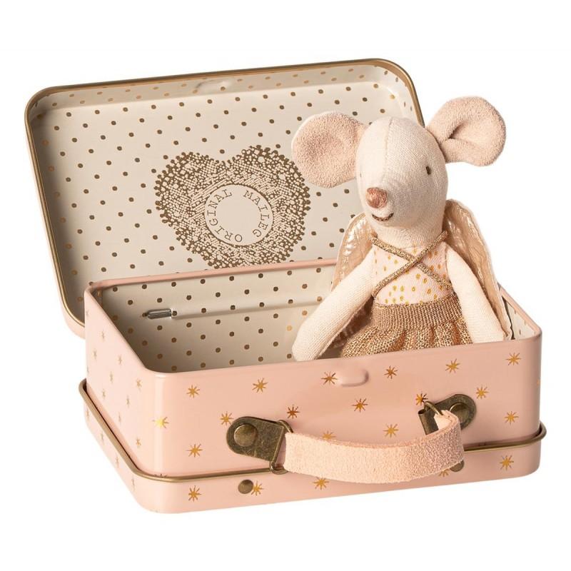 MAILEG Skytsengel Little sister mouse-32
