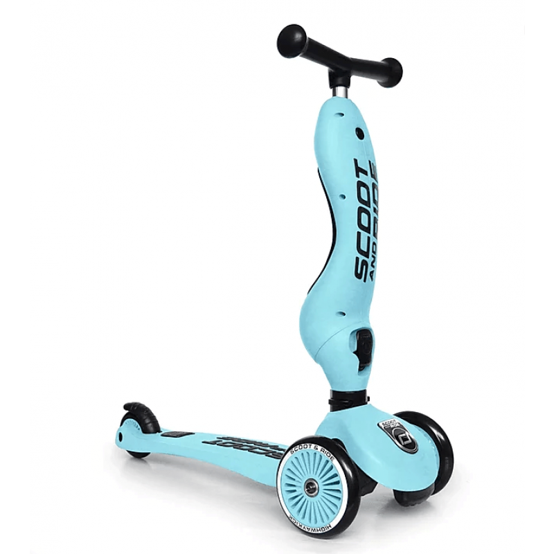 SCOOT AND RIDE Highwaykick 1 Blueberry-314