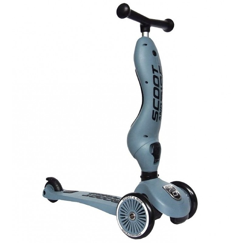 SCOOT AND RIDE Highwaykick 1 Steel-34