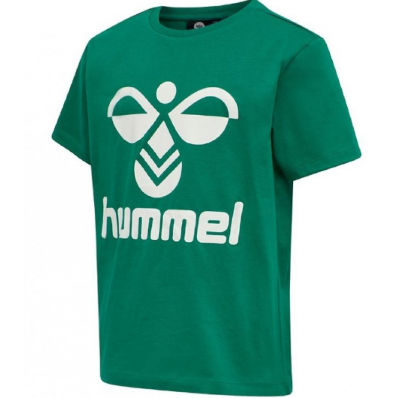 HUMMELTshirthmlTresGrn-35