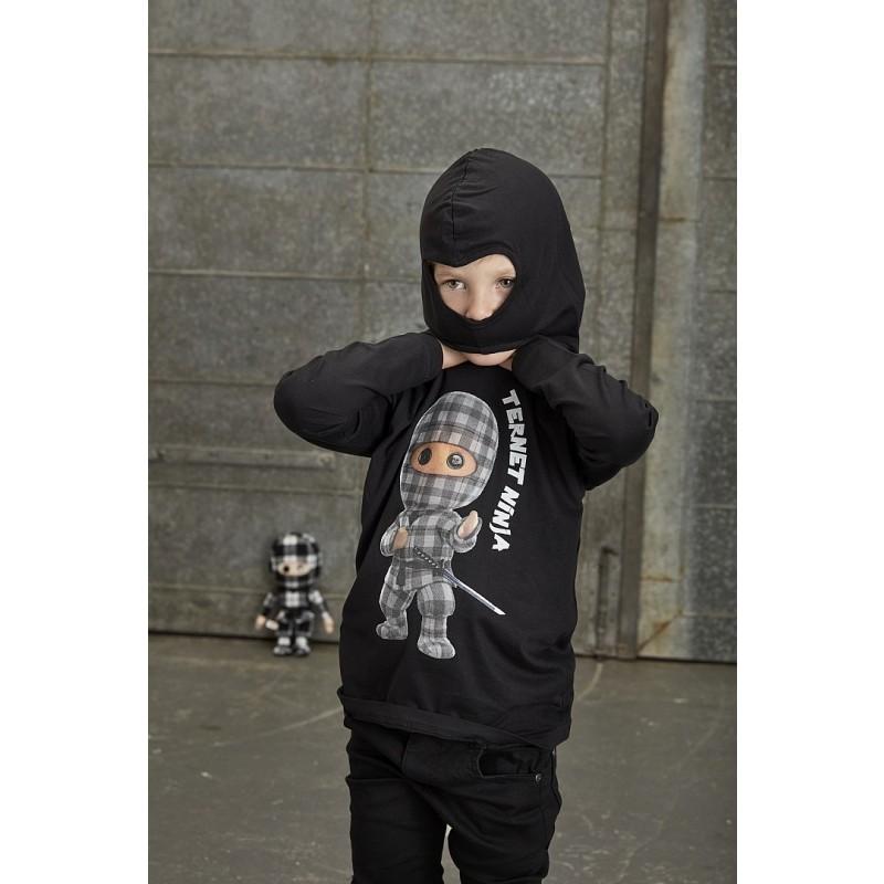 KIDS UP Ternet Ninja Trøje-01