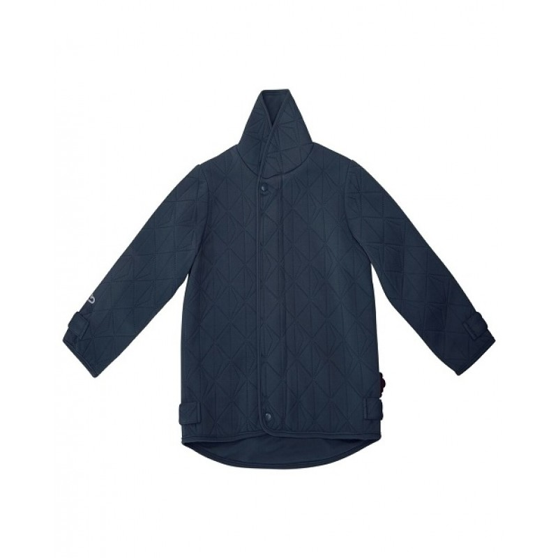BY LINDGREN Little Loke termojakke Navy-333