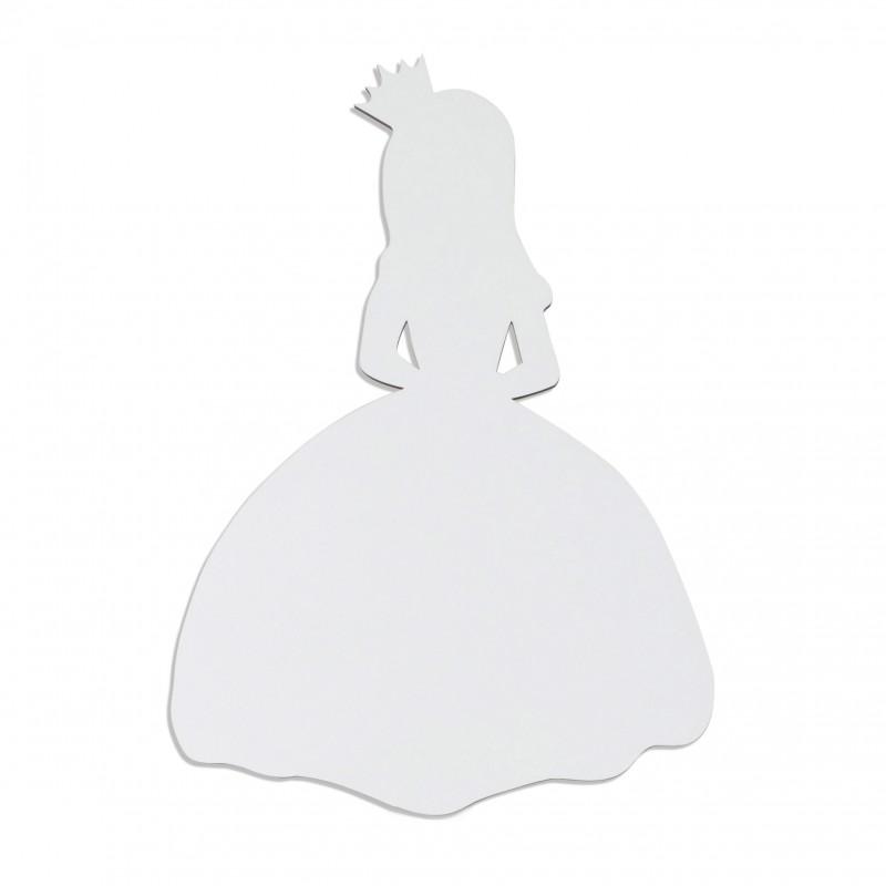 MASELIVING Lampe Prinsesse Hvid-39