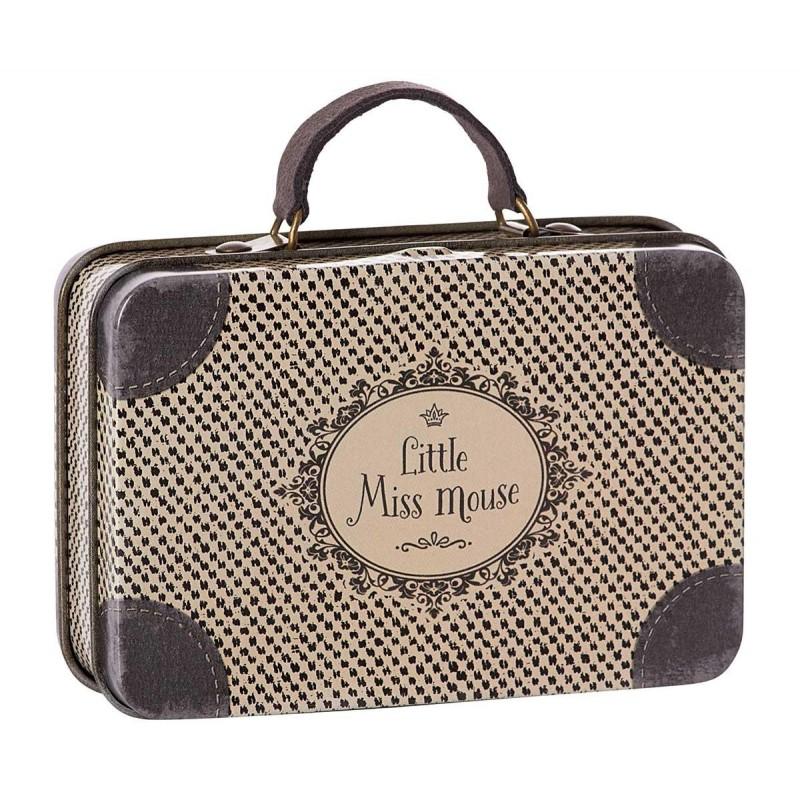MAILEG kuffert Little miss mouse-33