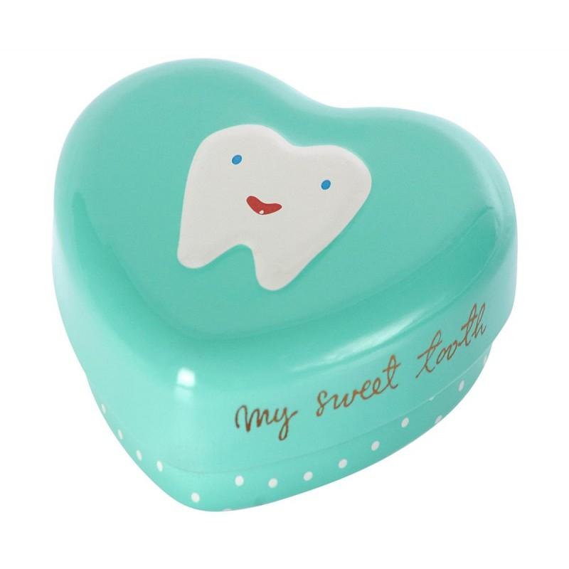 MAILEG My tooth box Turkis-33