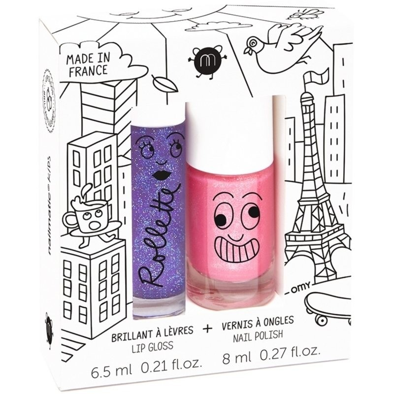 NAILMATIC Gloss and Neglelak Lovely City-33