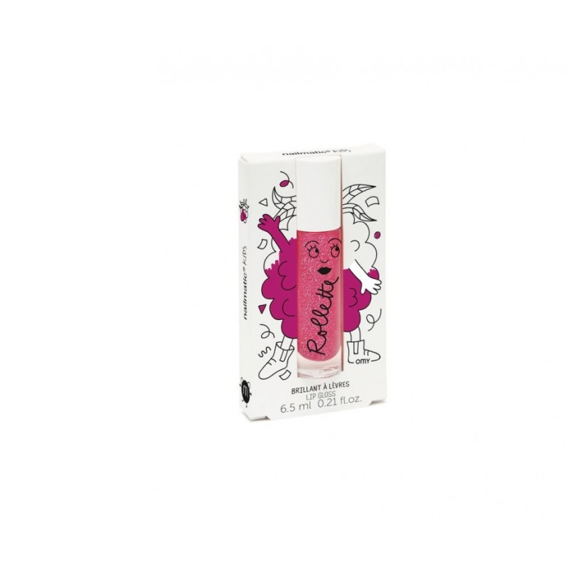 NAILMATIC Single Rollette Gloss Peach-07