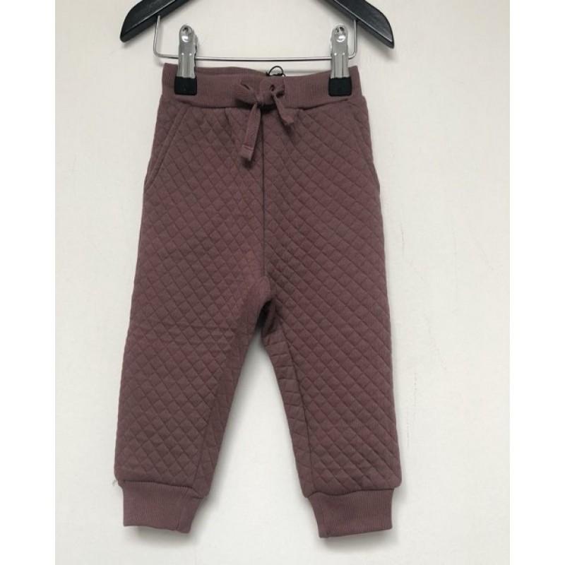PETIT BY SOFIE SCHNOOR SWEAT PANTS OLD PURPLE-38