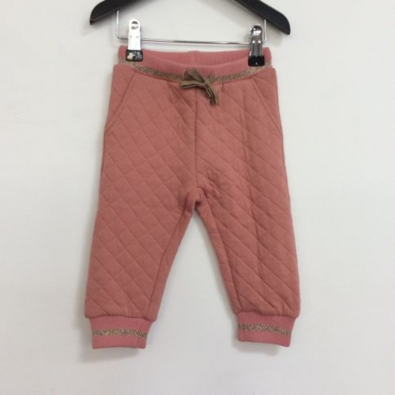 PETIT BY SOFIE SCHNOOR SWEAT PANTS BURNED CORAL-39